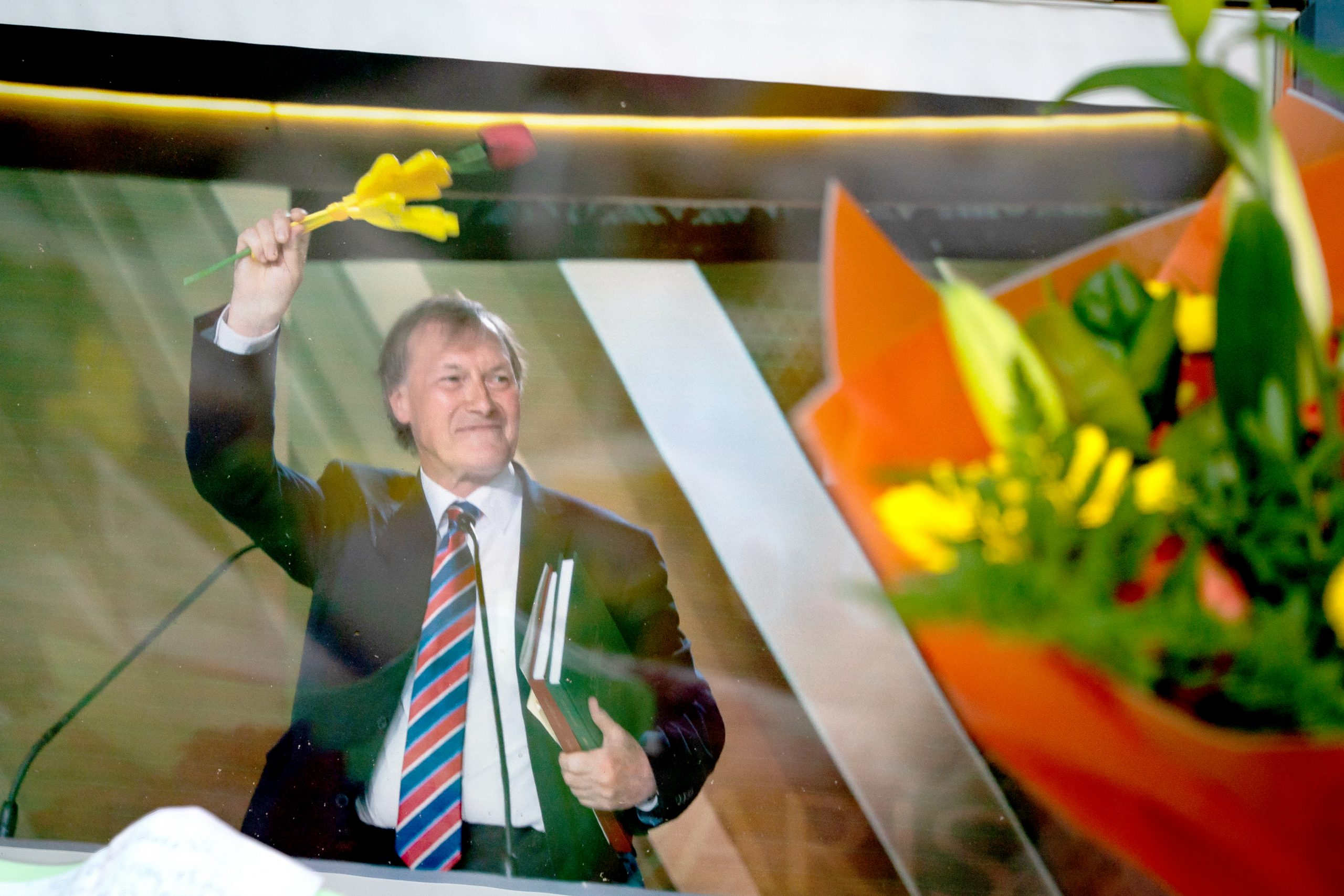 Catholic community pays tribute to 'inspiring' MP Sir David Amess