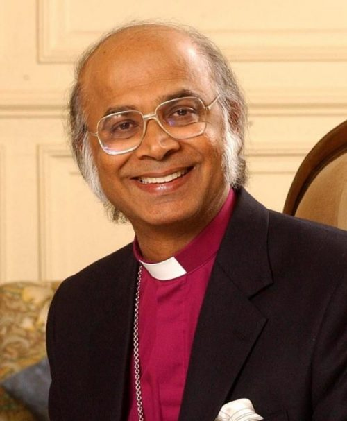 Prominent Anglican bishop  received into Catholic Church